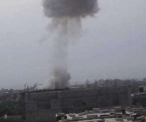 استشهاد 5 فلسطينيين في انفجار بدير البلح.. وحماس تتهم إسرائيل (صور)