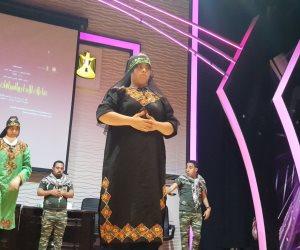 ذوى الاحتياجات الخاصة يستعرضون القضايا الوطنية فى افتتاح المؤتمر الأدبي بالاسكندرية