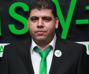 المصري: نشكر محافظ بورسعيد على دعمه الدائم