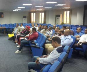 محافظ الإسكندرية يكلف «وحدة التدخل السريع» بتنفيذ الإزالات بأقصى سرعة (صور)