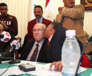 حزب المؤتمر ينعى وفاة فارس السياسة  خالد محى الدين