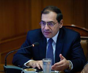 طارق الملا: مليار دولار تكلفة خط نقل الغاز القبرصى لمصر يتحملها المستثمرون