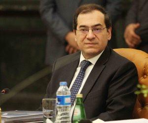 تفاصيل لقاء وزير البترول ونظيره القبرصي لبحث نقل الغاز إلى مصانع الإسالة المصرية قبل إعادة تصديره