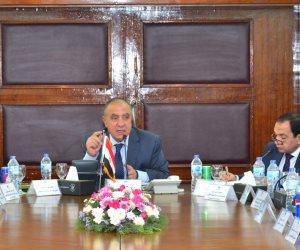 الحكومة تستعد لتنفيذ الموجة التاسعة لإزالة التعديات على أراضى الدولة