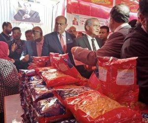 وزير التموين: توجيهات من السيسي بضبط الأسعار وتوفير السلع برمضان