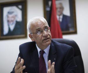 صائب عريقات: منظمة التحرير الفلسطينية حجر «عثرة» في وجه الاحتلال