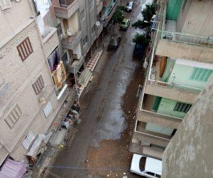 موجة من الطقس السيئ والأمطار تضرب محافظة الدقهلية (صور)