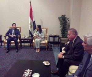 لجنة الشرق الأوسط التابعة لمنظمة السياحة العالمية تجتمع بشرم الشيخ