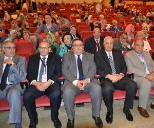 افتتاح المؤتمر المصرى الخامس لأمراض الصدر فى الأطفال بجامعة الإسكندرية  (صور)