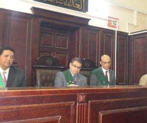 تأجيل محاكمة 215 متهما بقضية «كتائب حلوان» لـ 28 يونيه
