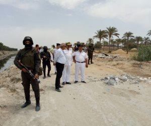 استرداد 5 آلاف متر من أراضي أملاك الدولة بـ«العامرية ثان»