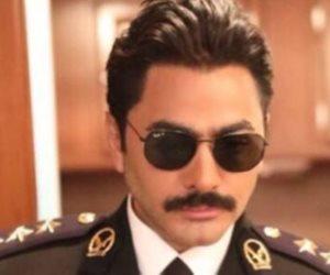 شاهد.. تامر حسني ينشر فيديو من كواليس فيلم «البدلة»