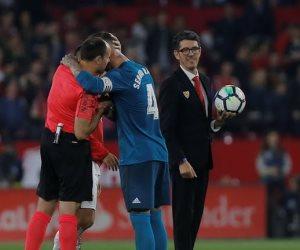 ريال مدريد يسقط أمام إشبيلية بثلاثة أهداف لهدفين في الليجا (فيديو)