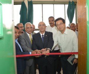 افتتاح معمل النمذجة السريعة بهندسة جامعة أسيوط بتمويل من وزارة التعليم بكوريا الجنوبية