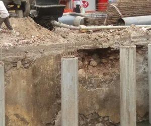 أهالي الشيخ سالم بالفيوم: منازلنا مهددة بالانهيار بسبب هبوط أرضي.. ومجلس المدينة يتجاهل الأزمة (صور)