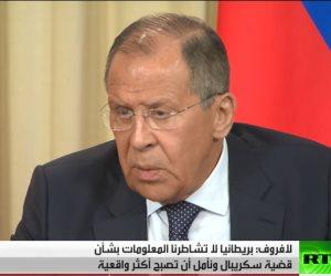 الخارجية الروسية: يجب الحفاظ على الاتفاق النووي.. وضرب سوريا «غير شرعي»