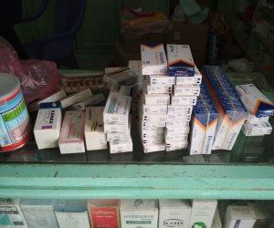 حملات مكثفة للتفتيش الصيدلي بالشرقية.. وضبط أكثر من 10 آلاف قرص أدوية مخالف