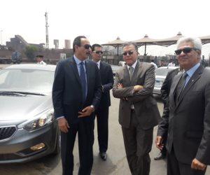 وزير النقل: تنفيذ ثلاث مشروعات كبرى بقيمة مليار ونصف جنية في الإسكندرية