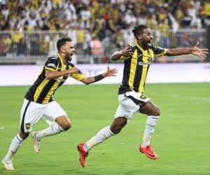 أهداف مباراة الإتحاد والفيصلي اليوم السبت 12-5-2018 فى نهائي كأس خادم الحرمين