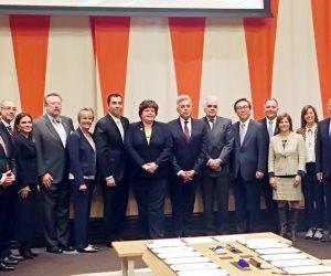 رئيس «الرقابة الإدارية» يعرض التجربة المصرية في تحقيق «التنمية المستدامة» أمام الأمم المتحدة