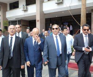 محافظ الإسماعيلية ومساعد وزير العدل يفتتحان «ميكنة الخدمات» بمحاكم المحافظة