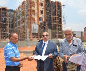 محافظ الإسماعيلية يتفقد مستشفى أبو خليفة للطوارئ إستعدادا لتشغيلها تجريبيا