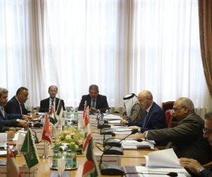 عبد العزيز يترأس اجتماع الصندوق العربي للأنشطة الشبابية بجامعة الدول العربية (صور)