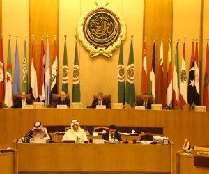عبد العزيز يترأس اجتماع مجلس وزراء الشباب العرب بجامعة الدول العربية (صور)