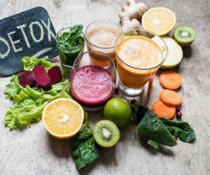 ماء الديتوكس وعصير البطيخ.. مشروبات حارقة للدهون في الإفطار والسحور