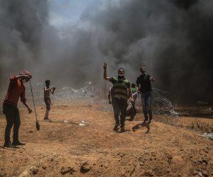 ارتفاع عدد الشهداء الفلسطينيين لـ 61 برصاص الاحتلال الإسرائيلي