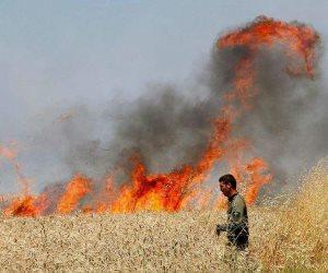إصابة فلسطينين إثر إطلاق الاحتلال قنابل غاز على مسيرات العودة