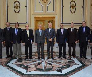 «العصار» يستقبل سفير بيلاروسيا لبحث تعزيز التعاون في مجالات التصنيع الدفاعية