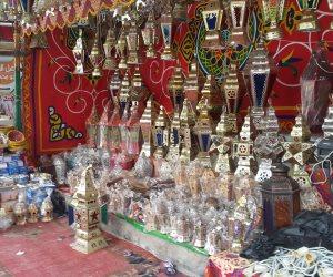 فوانيس رمضان.. المصري يكسب الصيني (صور)