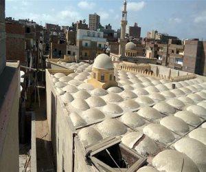 اليوم وزير الأوقاف والآثار يفتتحان مسجد زغلول الأثري بعد الترميم برشيد