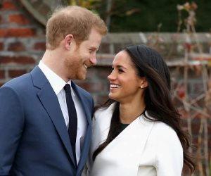 ميغان ماركل تهدي باقة زهور زفافها لجندي القبر المجهول في لندن