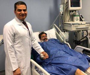 إجراء أول عمليه لزراعة 4 شرايين تاجية في مستشفى جامعة كفر الشيخ