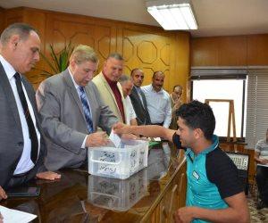 إجراء القرعة العلنية لـ 16 منزلا ريفيا وقطعة أرض بمشروع قرية الأمل في الاسماعيلية