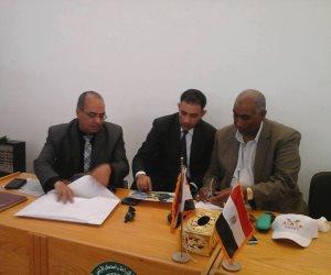 جلسة استماع لمناقشة المخطط الاستراتيجي لمدينة أبوسمبل السياحية (صور)