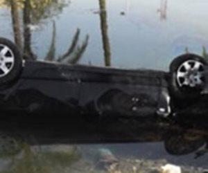إصابة 3 أشخاص في انقلاب سيارة ملاكي بترعة المريوطية