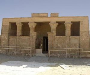 مقابر «الأشمونين» في «تونا الجبل»: هناك حيث أسرار الكهنة