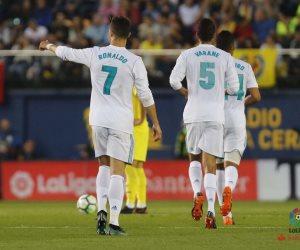 ريال مدريد يسقط فى فخ التعادل مع فياريال في ختام الدوري الاسباني