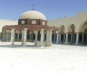 مسجد عمرو بن العاص بدمياط.. ثانى المساجد المصرية بعد الفتح الإسلامي