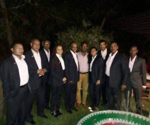 فرقة أسوان للفنون الشعبية تواصل تقديم عروض احتفال إريتريا بعيد استقلالها