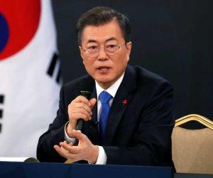 رئيس كوريا الجنوبية يدعو لمزيد من المحادثات «العفوية» مع الشمال