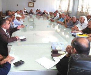 اتحاد المجالس الزراعية بالبحيرة يعقد اجتماعه السنوي (صور)