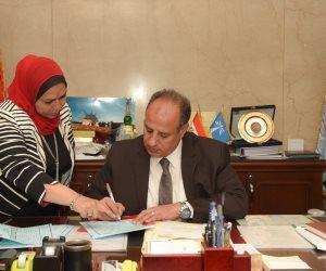 ارتفاع نسبة النجاح بالشهادة الاعدادية بالإسكندرية عن العام الماضي 5%