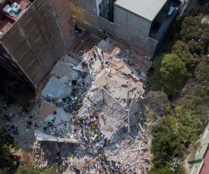 زلزال متوسط القوة يضرب المكسيك ولا أنباء عن أضرار