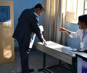 مفوضية الانتخابات العراقية تشكل فرقا خاصة لفحص شكاوى مزاعم التزوير