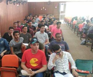 تعليم دمياط يقيم قوافل تعليمية للمراجعات النهائية للثانوية العامة