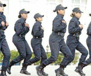 الشرطة النسائية المصرية.. كوماندوز بالقوات الخاصة (صور)